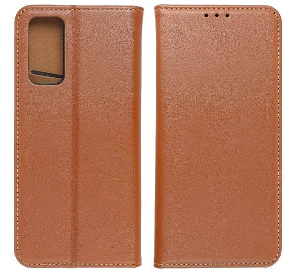 Flipové pouzdro Forcell SMART PRO pro Samsung Galaxy A52 4G/5G, hnědá