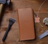 Flipové pouzdro Forcell SMART PRO pro Samsung Galaxy A42 5G, hnědá