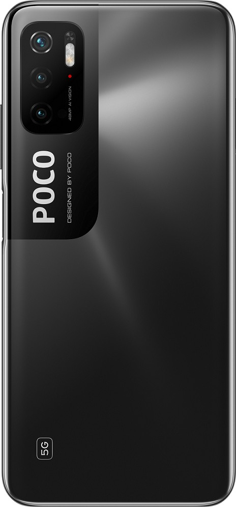 POCO M3 Pro 5G (4GB/64GB) Power Black