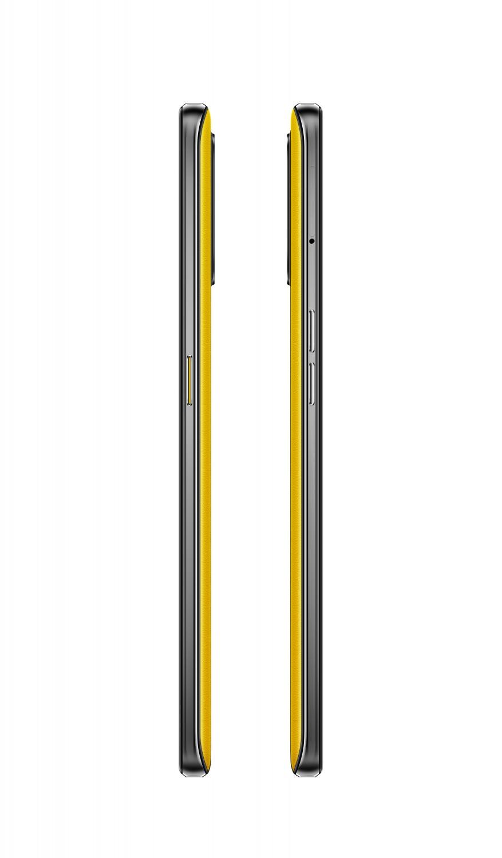 Realme GT 5G 12GB/256GB Racing Yellow