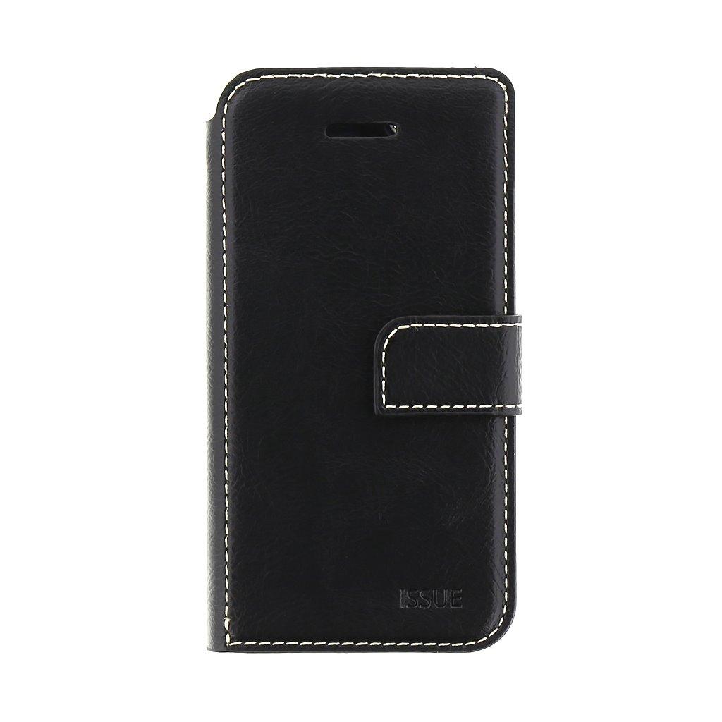 Flipové pouzdro Molan Cano Issue pro Nokia 5.4, černá