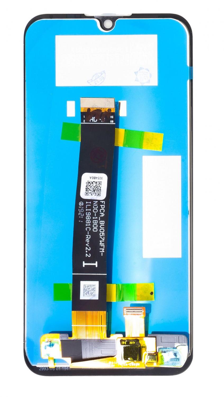 LCD + dotyková deska pro Honor 8S 2020, black
