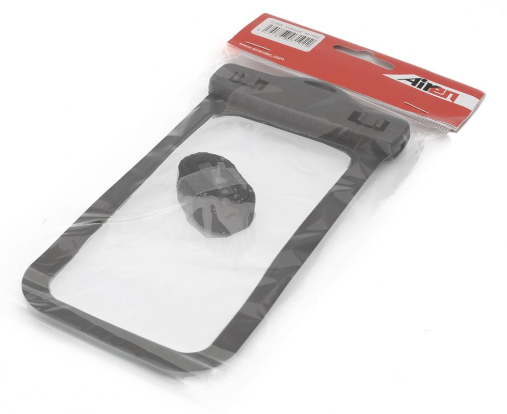 Podvodní pouzdro AIREN AiProof AP-002 pro mobilní telefony, černá