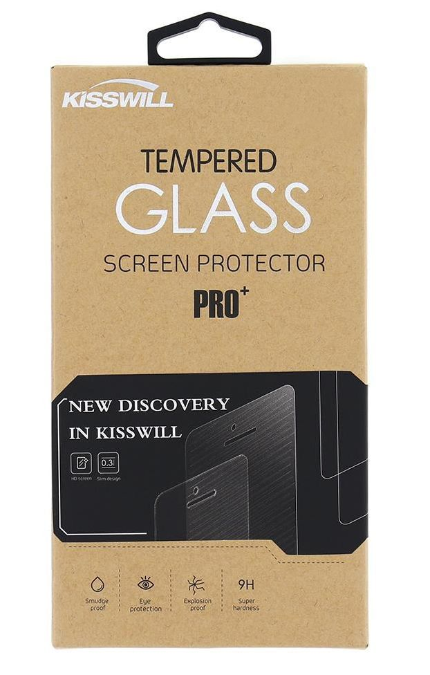 Tvzené sklo Kisswill 2.5D 0.3mm pro Motorola Edge 20 Lite