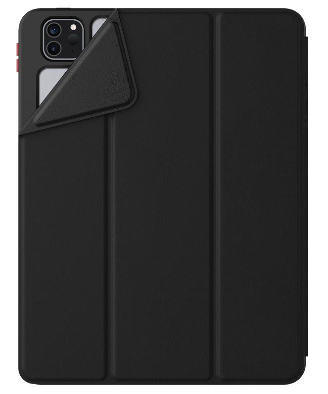 Flipové pouzdro Nillkin Bevel Leather Case pro iPad Pro 11 2020/2021, matcha green