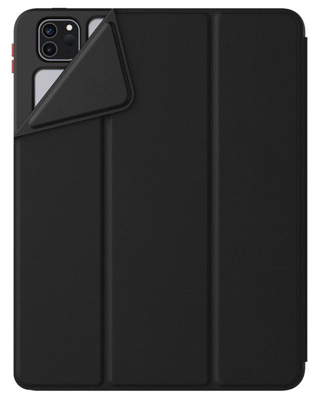 Flipové pouzdro Nillkin Bevel Leather Case pro iPad Pro 11 2020/2021, černá