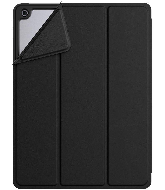 Flipové pouzdro Nillkin Bevel Leather Case pro iPad Air 10.9 2020/Air 4, černá