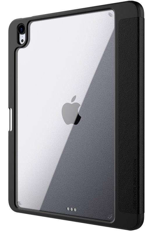 Flipové pouzdro Nillkin Bevel Leather Case pro iPad 10.2 2019/2020 8, černá