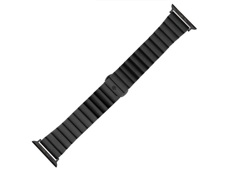 Řemínek COTEetCI Stainless Steel Band pro Apple Watch 38/40mm, černá