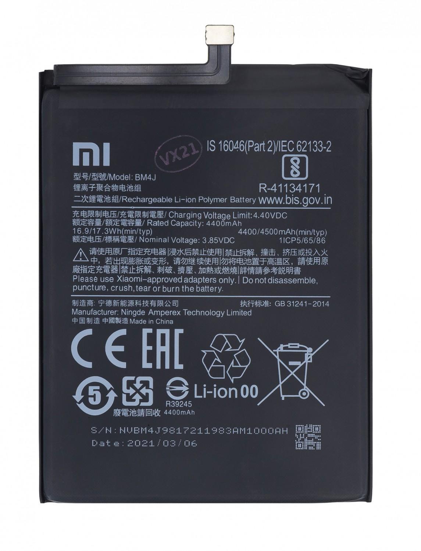 Originální baterie Xiaomi BM4J 4500mAh (Bulk)