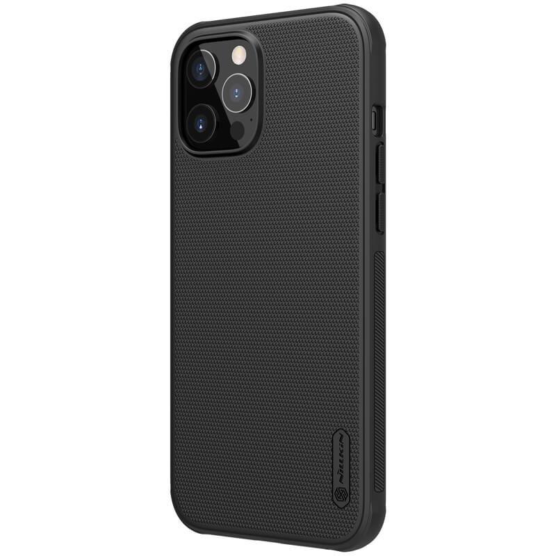 Zadní kryt Nillkin Super Frosted PRO pro Apple iPhone 13 Pro Max, black