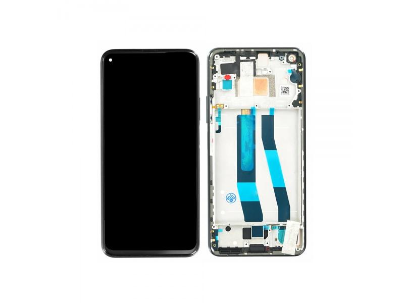 LCD + dotyková deska pro Xiaomi Mi 10 Lite, black OEM