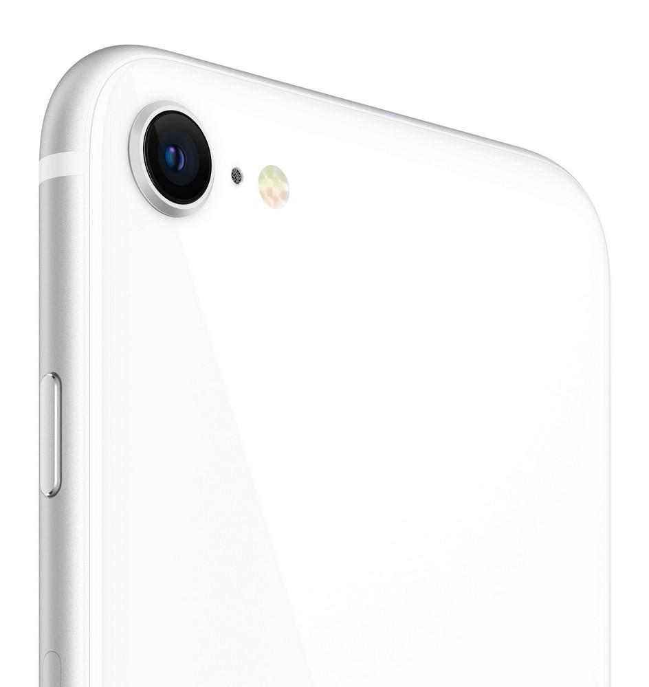 Apple iPhone SE 2020 64GB bílá, použitý