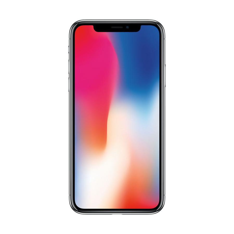 Apple iPhone X 64GB stříbrná, použitý