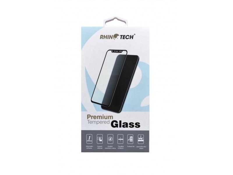 Tvrzené sklo RhinoTech 2 2.5D pro Samsung Galaxy A52/ A52 5G/A52s 5G, černá