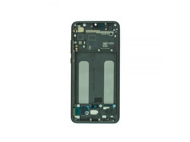 LCD + dotyk + rámeček pro Xiaomi Mi 9 Lite, black ( OEM )