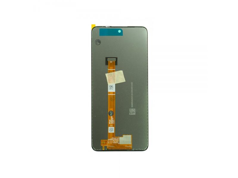 LCD + dotyková deska pro LG K52, black ( OEM )