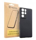 Zadní kryt Tactical MagForce Aramid pro Samsung Galaxy S21 Ultra, černá