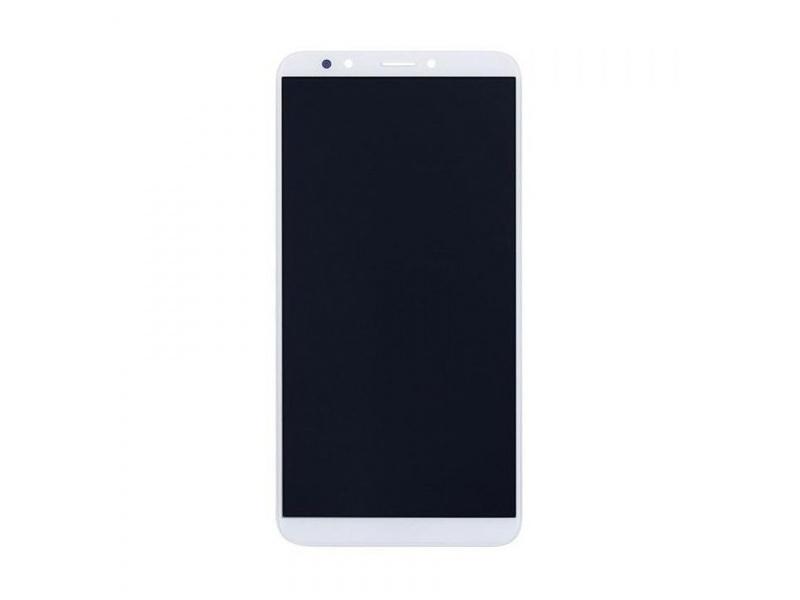 LCD + dotyková deska pro Huawei Y7 2018, white ( OEM )