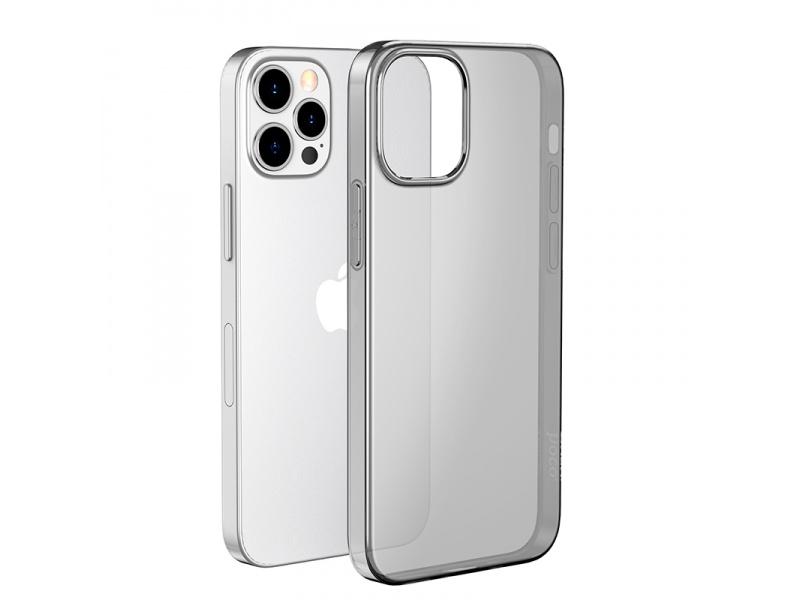 Silikonové pouzdro Hoco Light Series TPU Case pro Apple iPhone 12/12 Pro, černá
