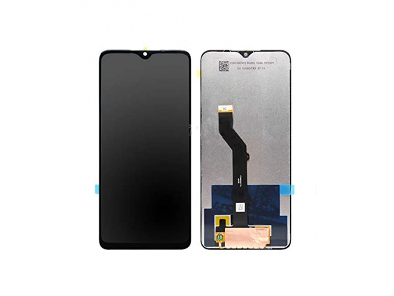 LCD + dotyková deska pro Nokia 5.3, black ( OEM )