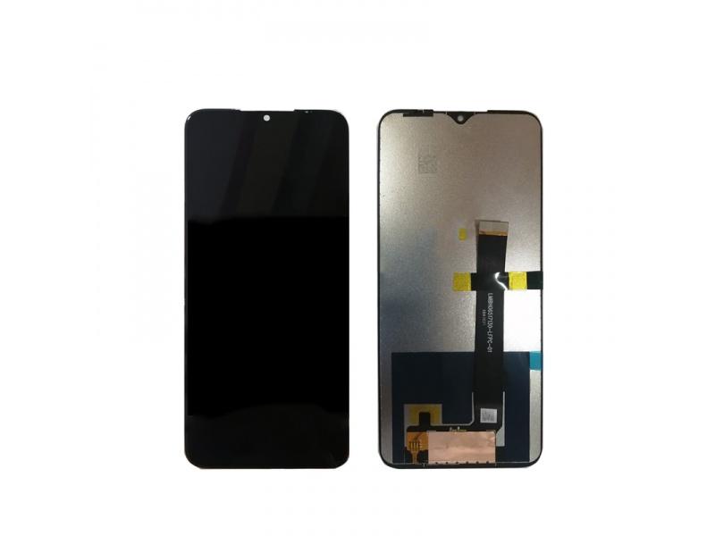 LCD + dotyková deska pro LG K41s, black ( OEM )
