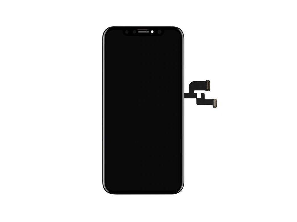 LCD + dotyková deska pro Apple iPhone 12 Mini, black