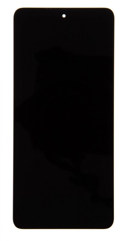 LCD + dotyk + přední kryt pro Xiaomi Poco X3 Pro, blue (Service Pack)