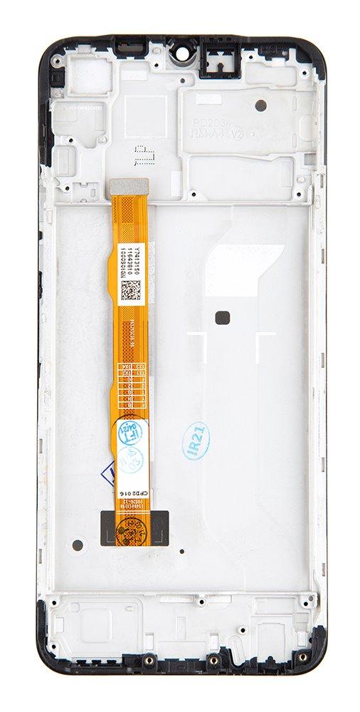 LCD + dotyk + přední kryt pro Vivo Y20s, nebula blue