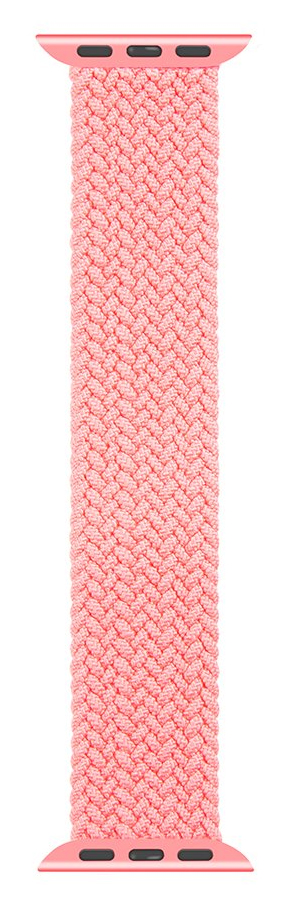 Pletený řemínek Tactical 787 pletený řem. XL, Watch 42mm/44mm, růžová
