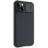 Zadní kryt Nillkin CamShield pro Apple iPhone 13 Pro, black