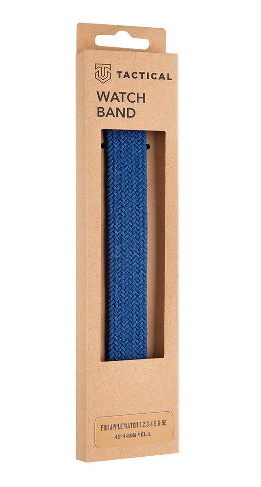 Pletený řemínek Tactical 770 L, Watch 42mm/44mm, modrá