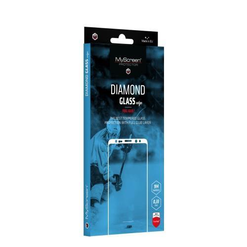 Ochranné sklo MyScreen Diamond Glass Edge FullGlue pro Xiaomi Redmi Note 10 4G/10s, černá