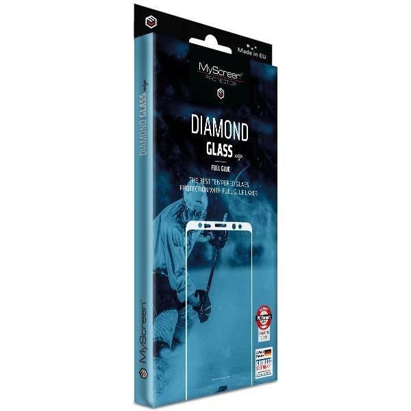 Ochranné sklo MyScreen Diamond Glass Edge FullGlue pro OnePlus Nord N10 5G, černá