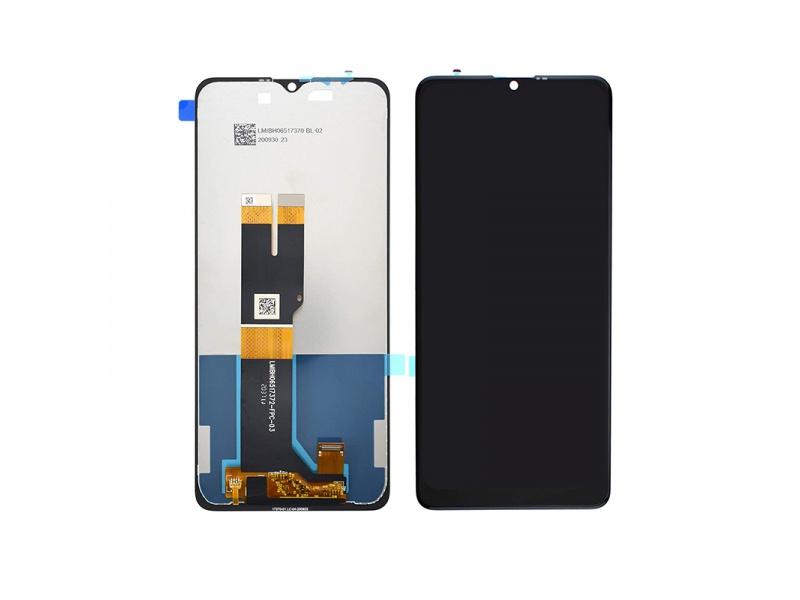 LCD + dotyková deska pro Nokia 2.4, black (OEM)