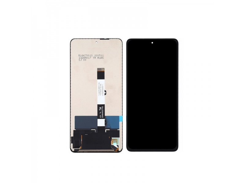 LCD + dotyková deska pro Xiaomi Poco X3 / X3 Pro / Mi 10T Lite, black (OEM)