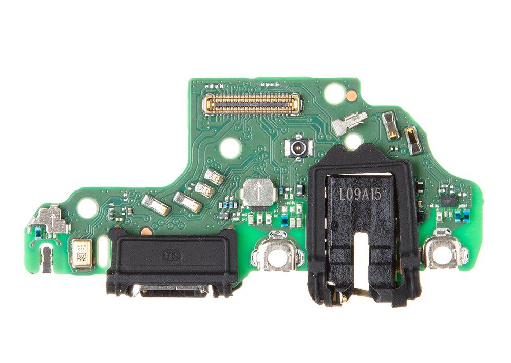 Huawei P40 Lite Nabíjecí Konektor + Mikrofon (Service Pack)