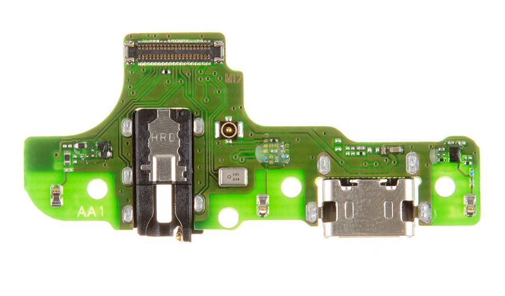 Samsung Galaxy M12 Nabíjecí Konektor + Mikrofon
