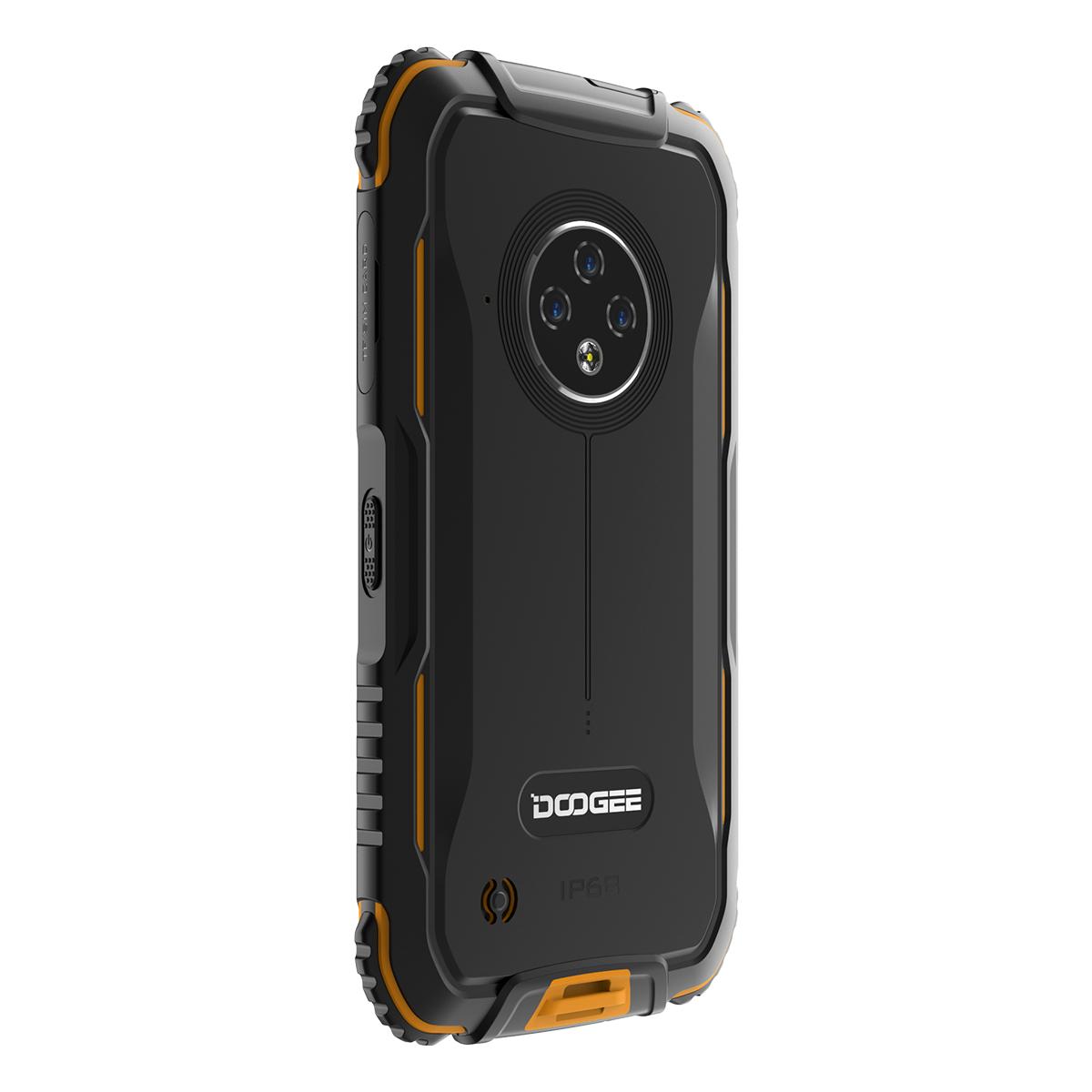 Doogee S35 2GB/16GB Fire Orange