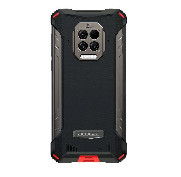 Doogee S86 PRO 8GB/128GB červená