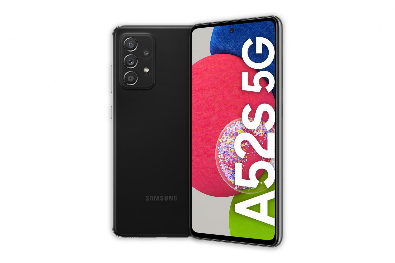 Samsung Galaxy A52s 5G SM-A528 Black 6+128GB
