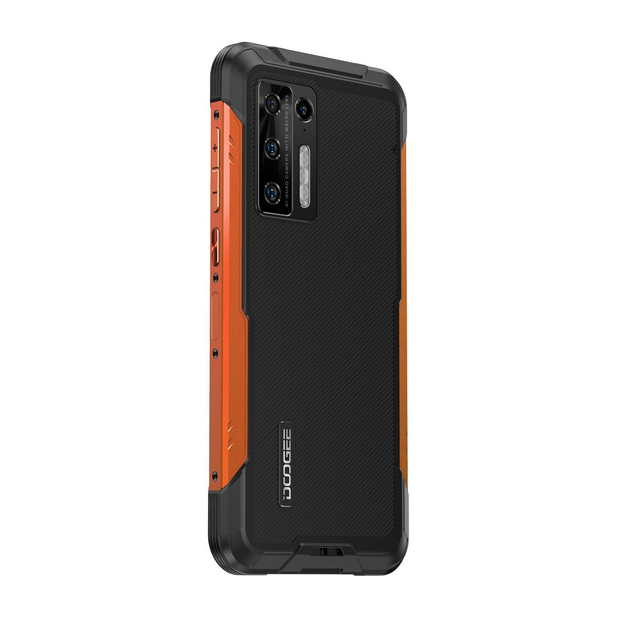 Doogee S97 Pro 8GB/128GB oranžová