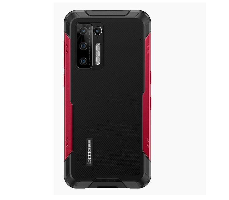Doogee S97 Pro 8GB/128GB červená