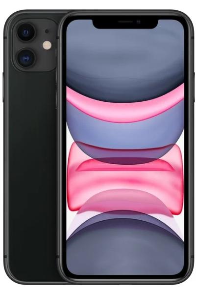 Apple iPhone 11 64GB černá, použitý / bazar