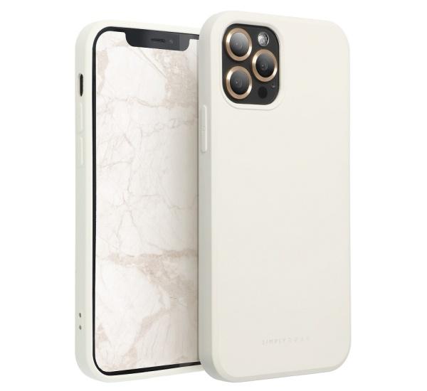 Zadní kryt Roar Space pro Samsung Galaxy A22, krémová