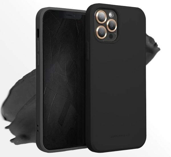 Zadní kryt Roar Space pro Samsung Galaxy A12/ M12, černá