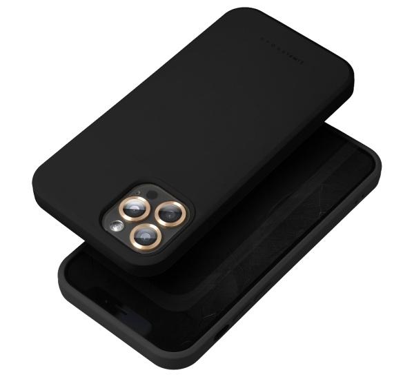 Zadní kryt Roar Space pro Apple iPhone 12/12 Pro, černá
