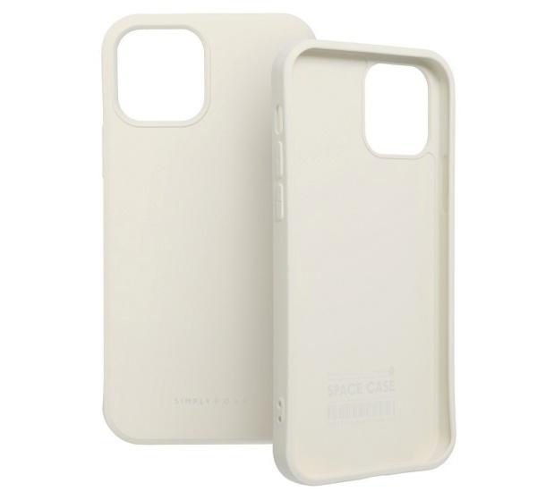 Zadní kryt Roar Space pro Apple iPhone 11 Pro, krémová