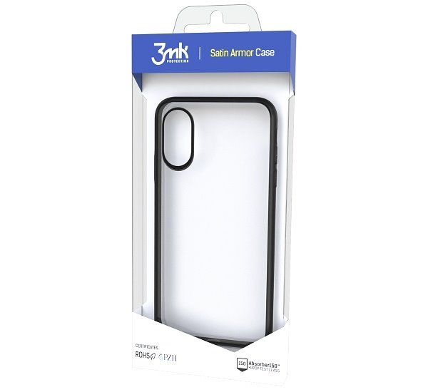 Ochranný kryt 3mk Satin Armor pro Apple iPhone 13 Pro Max