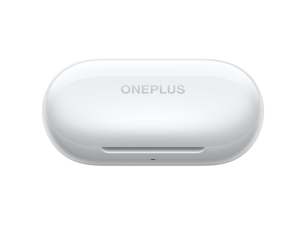 OnePlus Buds Z bílá